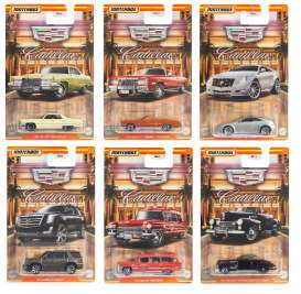 Assortment/ Mix  - Ford & Shelby various - 1:64 - Matchbox - GGF12 - matGGF12 | Toms Modelautos