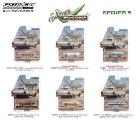 Assortment/ Mix  - various - 1:64 - GreenLight - 29990 - gl29990 | Toms Modelautos