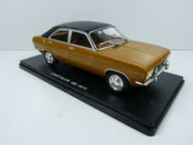 Chrysler  - 1975 brown - 1:24 - Magazine Models - 24Chrysler - mag24Chrysler | Toms Modelautos