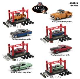 Assortment/ Mix  - various - 1:64 - M2 Machines - 37000-29 - M2-37000-29 | Toms Modelautos