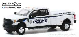Ford  - F-350 2019 white - 1:64 - GreenLight - 46040F - gl46040F | Toms Modelautos
