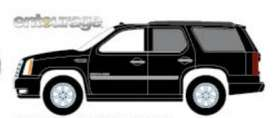 Cadillac  - Escalade 2007 black - 1:43 - GreenLight - 86580 - gl86580 | Toms Modelautos