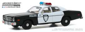 Dodge  - Monaco 1977  - 1:43 - GreenLight - 86588 - gl86588 | Toms Modelautos