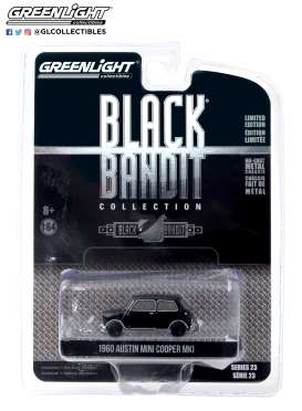 Austin  - Mini Cooper 1960 black - 1:64 - GreenLight - 28030A - gl28030A | Toms Modelautos