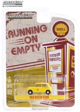 Austin Mini - Cooper S 1959 yellow - 1:64 - GreenLight - 41110A - gl41110A | Toms Modelautos