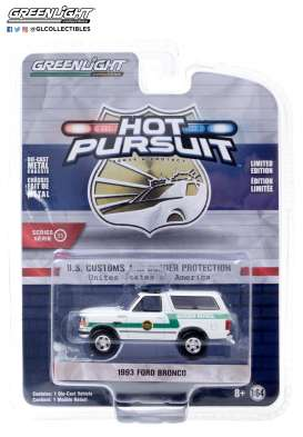 Ford  - Bronco 1993  - 1:64 - GreenLight - 42920D - gl42920D | Toms Modelautos