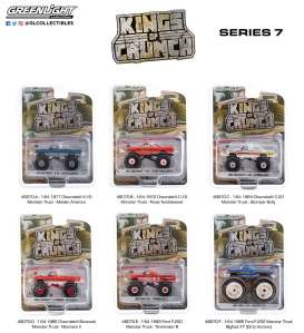 Assortment/ Mix  - various - 1:64 - GreenLight - 49070 - gl49070 | Toms Modelautos