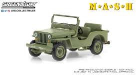 Willys  - M38 1950  - 1:43 - GreenLight - 86594 - gl86594 | Toms Modelautos