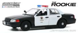 Ford  - Crown Victoria 2008  - 1:24 - GreenLight - 84111 - gl84111 | Toms Modelautos