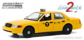 Ford  - Crown Victoria 2008  - 1:24 - GreenLight - 84113 - gl84113 | Toms Modelautos
