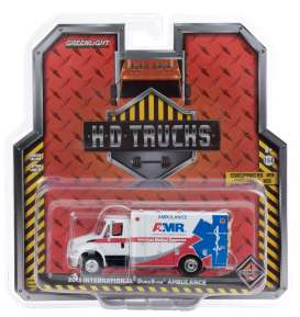 International  - Durastar 2013 white/red/blue - 1:64 - GreenLight - 33190A - gl33190A | Toms Modelautos