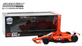 Honda  - 2020 orange - 1:18 - GreenLight - 11090 - gl11090 | Toms Modelautos