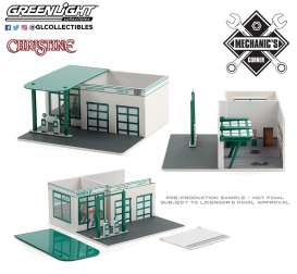 diorama Accessoires - various - 1:64 - GreenLight - 57072 - gl57072 | Toms Modelautos