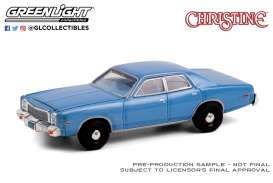 Plymouth  - Fury 1977 red/white - 1:64 - GreenLight - 44900B - gl44900B | Toms Modelautos