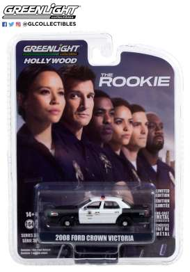 Ford  - Crown Victoria 2008  - 1:64 - GreenLight - 44900F - gl44900F | Toms Modelautos