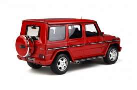 Mercedes Benz  - G-Classe 2003 red - 1:18 - OttOmobile Miniatures - ot867 - otto867 | Toms Modelautos