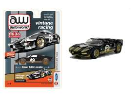 Ford  - GT 1965 black - 1:64 - Auto World - CP7652 - AWCP7652 | Toms Modelautos