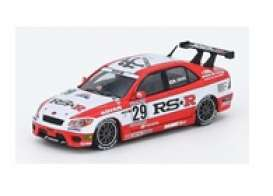 Toyota  - Altezza  red/white - 1:64 - Inno Models - in64RS200RSRMG - in64RS200RSRMG | Toms Modelautos