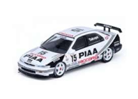 Honda  - Accord white/black - 1:64 - Inno Models - in64CD6PI96 - in64CD6PI96 | Toms Modelautos