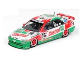 Honda  - Civic  white/red/green - 1:64 - Inno Models - in64EG9CA95 - in64EG9CA95 | Toms Modelautos