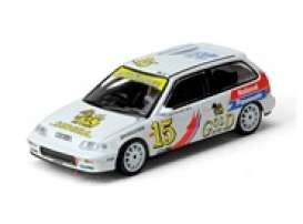 Honda  - Civic  white - 1:64 - Inno Models - in64EF9TTCC92 - in64EF9TTCC92 | Toms Modelautos