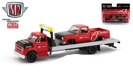 Chevrolet  - red/black - 1:64 - M2 Machines - 39200MJS01 - M2-39200MJS01 | Toms Modelautos