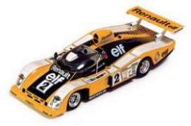 Renault  - 1978 yellow - 1:43 - Spark - lm1978 - spalm1978 | Toms Modelautos