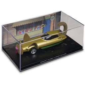 Batman  - gold - 1:43 - Magazine Models - BAT079 - magBAT079 | Toms Modelautos