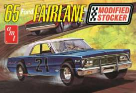 Ford  - Fairlane 1965  - 1:25 - AMT - s1190 - amts1190 | Toms Modelautos