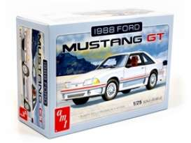 Ford  - Mustang 1988  - 1:25 - AMT - s1216 - amts1216 | Toms Modelautos