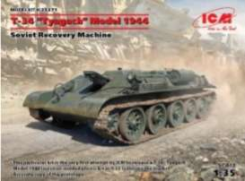 Military Vehicles  - T-34 1944  - 1:35 - ICM - 35371 - icm35371 | Toms Modelautos
