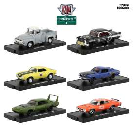 Assortment/ Mix  - various - 1:64 - M2 Machines - 11228-65 - M2-11228-65 | Toms Modelautos