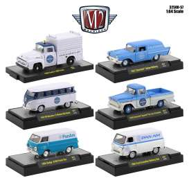 Assortment/ Mix  - various - 1:64 - M2 Machines - 32500-57 - M2-32500-57 | Toms Modelautos