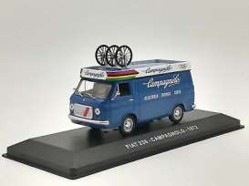 Fiat  - 238 Campagnolo 1972 blue - 1:43 - Magazine Models - magkPubFi1972 | Toms Modelautos