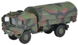Military Vehicles  - camouflage - 1:87 - Schuco - 26475 - schuco26475 | Toms Modelautos