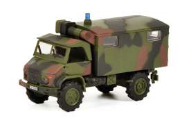 Military Vehicles  - camouflage - 1:87 - Schuco - 26528 - schuco26528 | Toms Modelautos