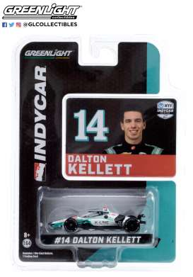 Chevrolet  - 2020 green/white - 1:64 - GreenLight - 10881 - gl10881 | Toms Modelautos