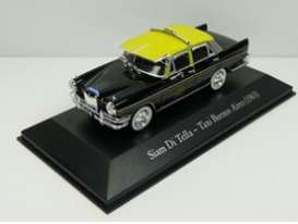 non  - Siam 1993 black/yellow - 1:43 - Magazine Models - SER05 - magSER05 | Toms Modelautos