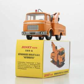 Berliet  - Depanneuse orange - 1:43 - Magazine Models - DT2576040 - magDT2576040 | Toms Modelautos