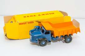Berliet  - Benne blue/orange - 1:43 - Magazine Models - DT2576009 - magDT2576009 | Toms Modelautos