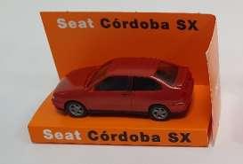 Seat  - red-orange - 1:87 - Seat Auto Emocion - H01 - seatH01 | Toms Modelautos