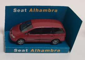 Seat  - red - 1:87 - Seat Auto Emocion - H03 - seatH03 | Toms Modelautos