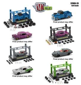 Assortment/ Mix  - various - 1:64 - M2 Machines - 37000-28 - M2-37000-28 | Toms Modelautos