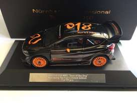 Ford  - Fiesta WRC 2018 black/orange - 1:43 - IXO Models - ofiesta - ixofiesta2018 | Toms Modelautos