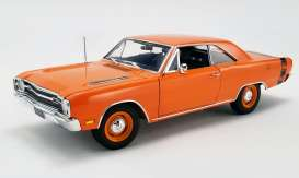 Dodge  - Dart GTS 440 1969 orange - 1:18 - Acme Diecast - 1806404 - acme1806404 | Toms Modelautos