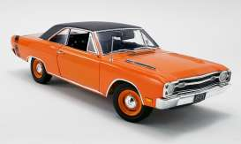Dodge  - Dart GTS 440 1969 orange/black - 1:18 - Acme Diecast - 1806404VT - acme1806404VT | Toms Modelautos