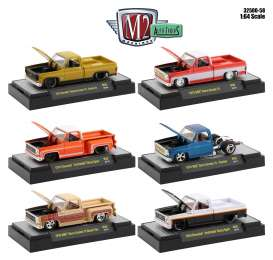 Assortment/ Mix  - various - 1:64 - M2 Machines - 32500-58 - M2-32500-58 | Toms Modelautos