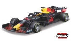 Red Bull Racing   - 2019 blue/red/yellow - 1:43 - Bburago - 38050V - bura38050V | Toms Modelautos