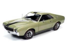 AMC  - AMX 1968  - 1:18 - Auto World - AMM1214 - AMM1214 | Toms Modelautos