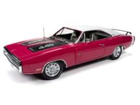 Dodge  - Charger 1970  - 1:18 - Auto World - AMM1215 - AMM1215 | Toms Modelautos